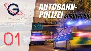Autobahn Police Simulator FR #1 - VOS PAPIERS MONSIEUR !