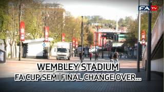 Liverpool 2-1 Everton - Victory celebrations and Wembley change over | FA Cup 16-04-12