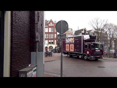 """Walking Amsterdam """" Kwakersplein - De Dam  """""""