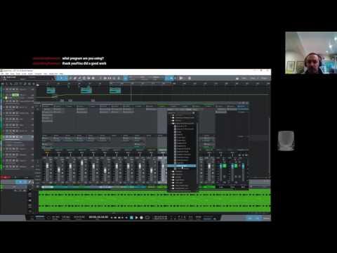 Writing Trance Drum Programming