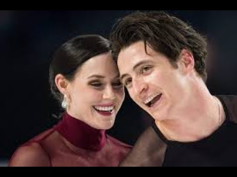 Tessa Virtue Scott Moer 2018 final dance