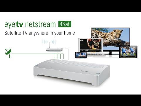 Geniatech EyeTV Netstream, Watch Cable TV Anywhere at Home