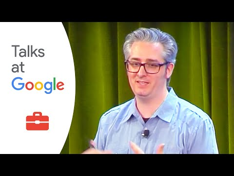 Bre Pettis, CEO of Makerbot   Talks at Google