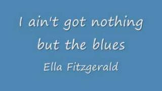 Ella Fizgerald - I ain
