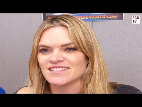 Missi Pyle Interview Galaxy Quest & Alan Rickman
