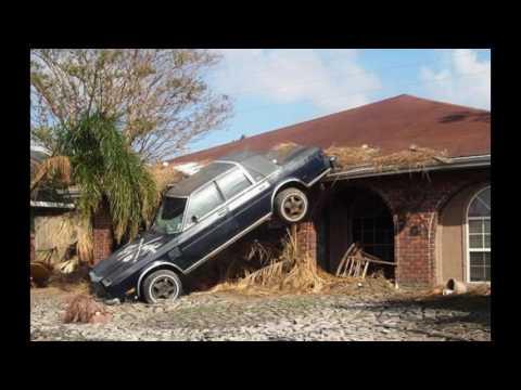 St. Bernard, Louisiana After Hurricane Katrina