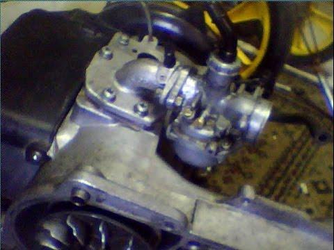 Adaptao carburador biz100 em 50cc youtube adaptao carburador biz100 em 50cc fandeluxe Choice Image