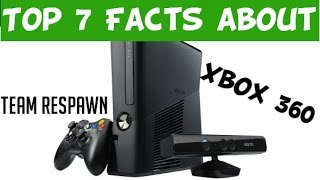 7 Interesting Facts You Probably Didn't Know About the Xbox 360