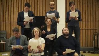 My Country; a work in progress | Rehearsal Room Film