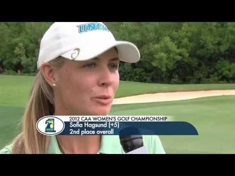 2012 CAA Women's Golf Championship Final Round