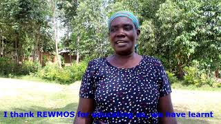 Rose Ingaso who hails from Mago village is a happy solar user who has moved from analog to digital.