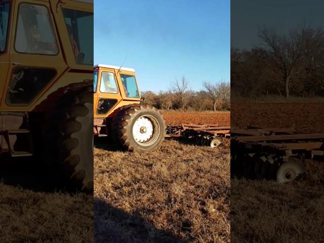 Allis Chalmers 7040 Farm Tractor | Allis Chalmers Farm