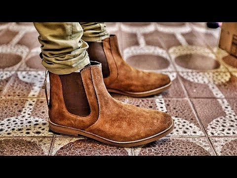 $20 Chelsea Boot: Crevo Men's Denham Chelsea Boot Brown from Town Shoes