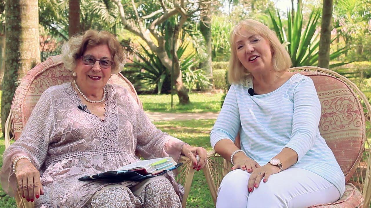 Neujahresbotschaft von Maria Prean & Gaby Wentland