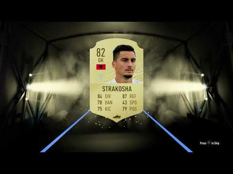 FUT 20 - 10 X Prime Gold Players Packs Opened - TOTTSF Packed!