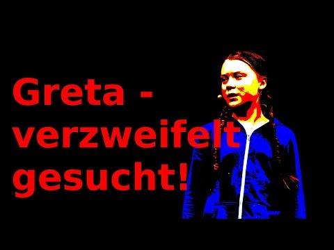 Atlantik: Greta - verzweifelt gesucht....