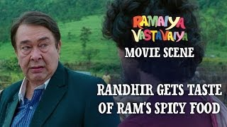 Randhir gets taste of Ram