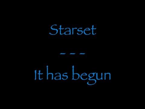 Lyrics traduction française - Starset : It has begun