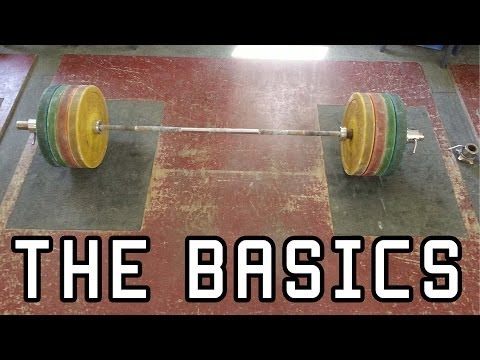 Olympic Lifting: The Basics