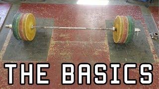 Olympic Lifting: The Basics
