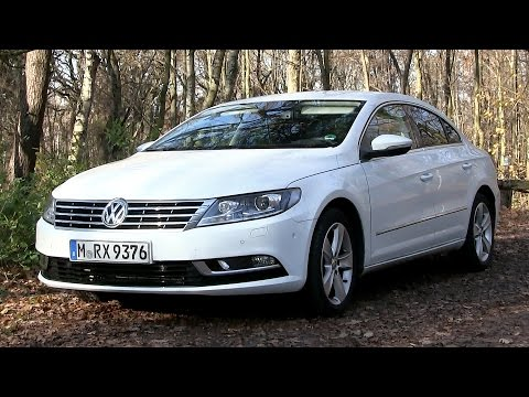 2016 VW Passat CC 2.0 TDI (150 HP) TEST DRIVE