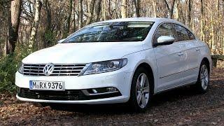 2016 VW Passat CC 2.0 TDI (150 HP) TEST DRIVE