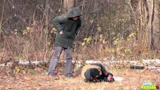 Убийство в лесу   Murder in the woods prank
