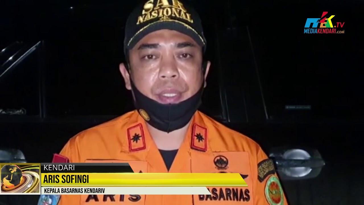 Basarnas Kendari Berhasil Evakuasi Tiga Warga Wakatobi