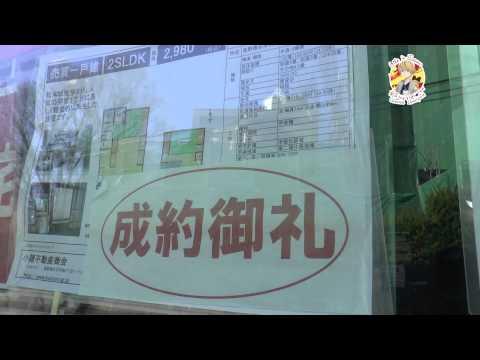 Сколько стоит жилье в Японии. Город Мацумото.