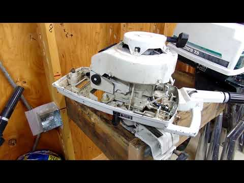 Introduction To My THREE Sears GAMEFISHER 7.5 HP Outboard Motors