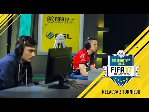 Mistrzostwa Polski FIFA 17 Ultimate Team - relacja