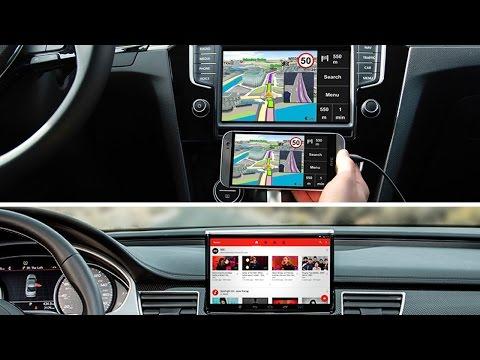 Видеоинтерфейс Gazer для автомобилей Citroen и Peugeo