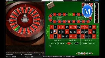 Roulette never lost  every wins  best tactics