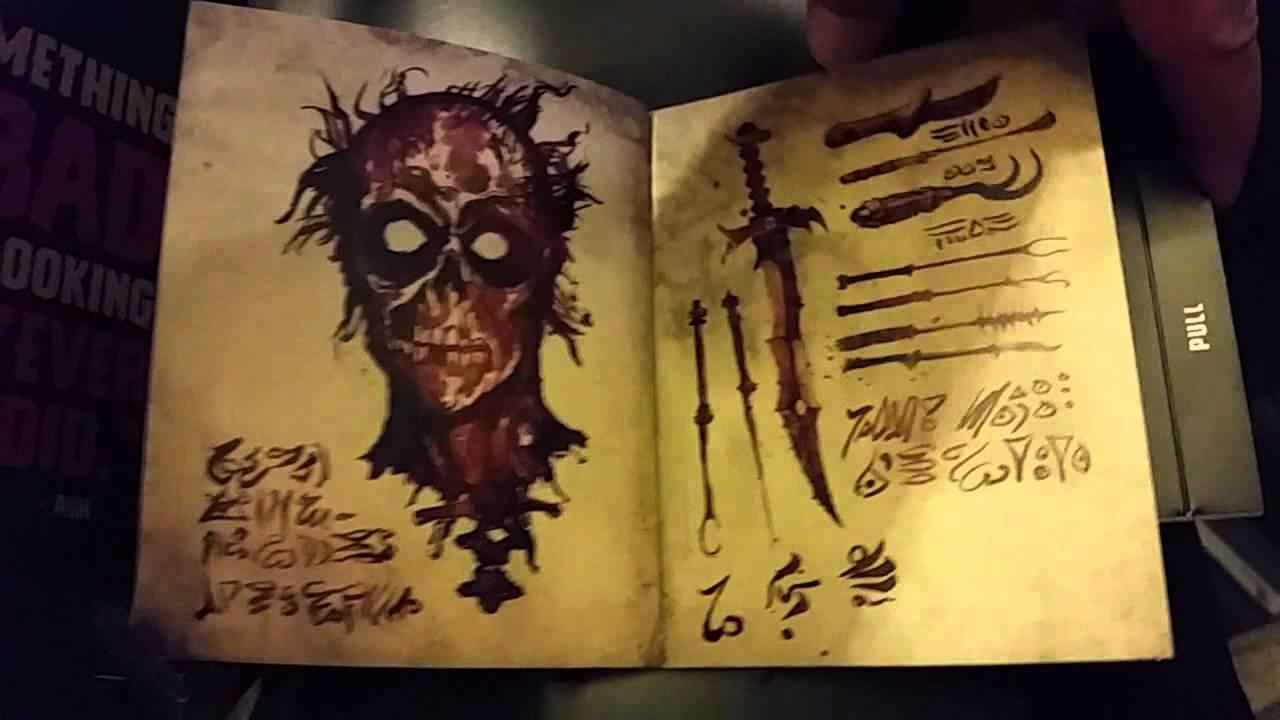 book of the dead ash