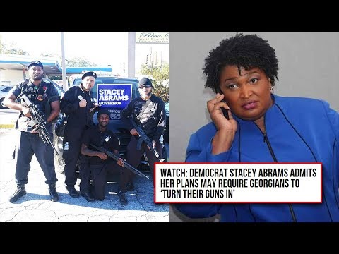 Black Panther Party Supports Stacey Abrams But Does She Support Them? 🤔