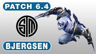 26. TSM Bjergsen - Zed vs Corki - MID - February 28th, 2016 - Season 6 Patch 6.4