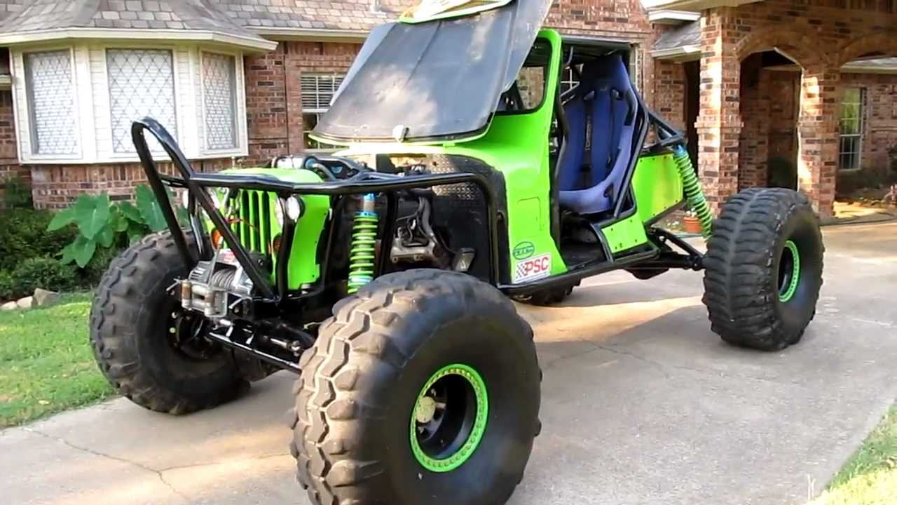 Rock Bouncer For Sale >> Extreme Rock Crawler Jeep for sale Atlas, King Coil Over shocks, One ton axles, PSC Steering ...