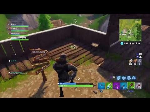 Fortnite (#1 ranked sniper) C4