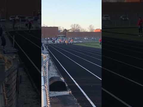 Jade wins 200 meter