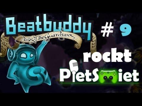 BEATBUDDY # 9 - Das Sicherheitssystem vom Prinzen «» Let's Play Beatbuddy | HD