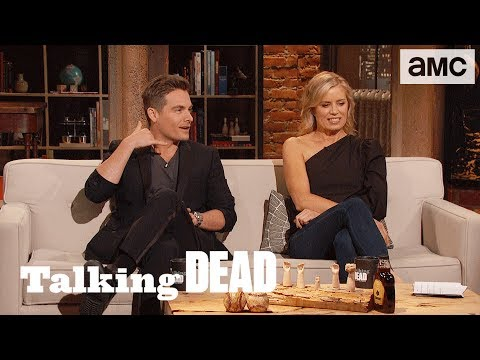 'Does Madison Trust Victor? & What is the Vulture's Endgame?' Highlights Ep. 817  Talking Dead