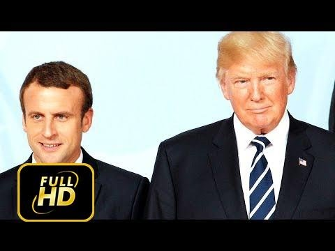 WATCH: President Donald Trump Joint Press Conference LIVE in Paris, France 7/13/17 Macron Trump