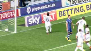 SHORT HIGHLIGHTS: Sheffield Wednesday v Leeds United