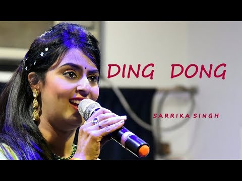 Ding Dong | Sarrika Singh Live | Hero | Anuradha Paudwal- Manhar Udhas |