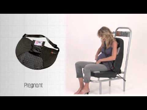 ceinture de s curit pour grossesse pregnant izi fix besafe youtube. Black Bedroom Furniture Sets. Home Design Ideas