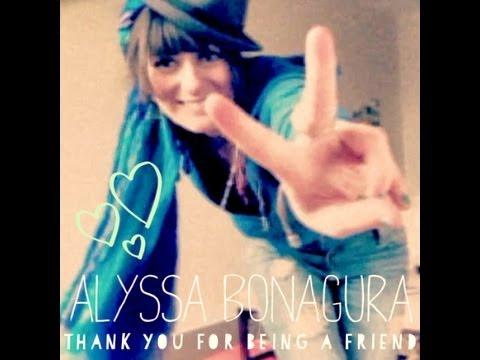 Andrew Gold - Thank You For Being A Friend (Cover by Alyssa Bonagura)