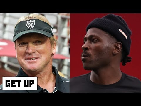 Antonio Brown doesn't deserve credit for fueling the Raiders' win - Marcus Spears | Get Up