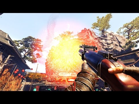 Shadow Warrior 2 All Weapons Gun Sounds and Reload Animations in ULTRA Settings |