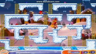 Super Granny Winter Wonderland Lv 49 W1 Final