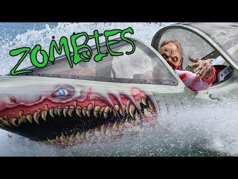 Seabreacher Zombies